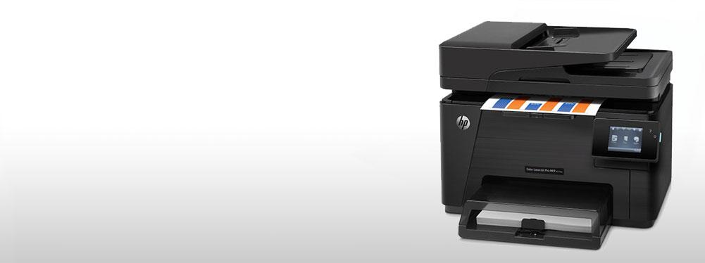 HP Color Laser Printer