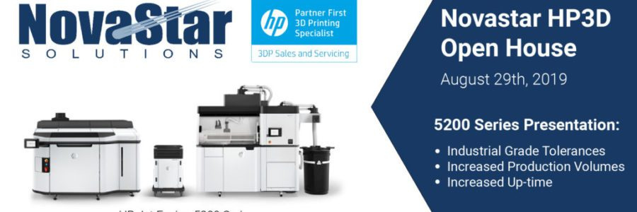 Novastar HP3D Open House