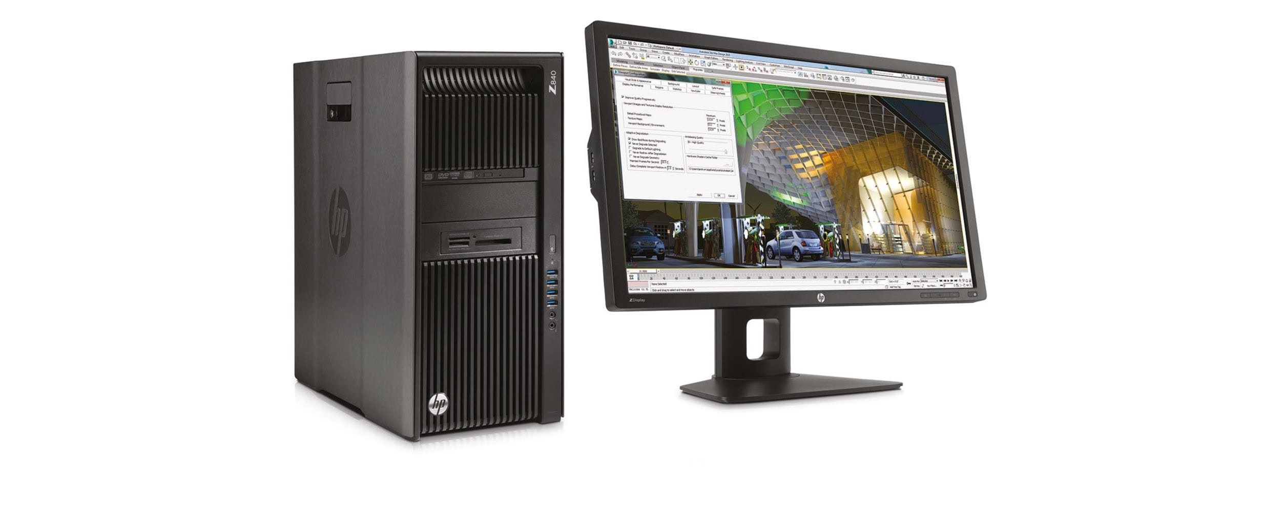 HP-Z Workstation
