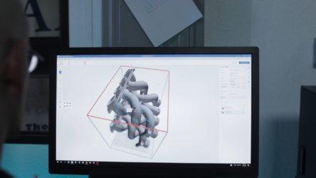 HP3D Design Process