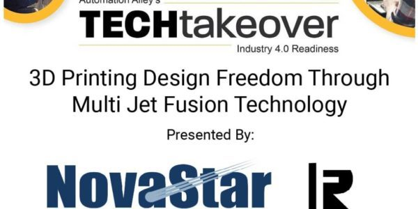 Novastar Solutions presents at Automation Alley Tech Takeover