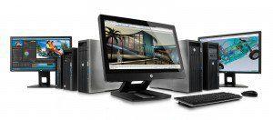 Z Series Workstation Family with Z27i IPS Display, Z30i IPS Display