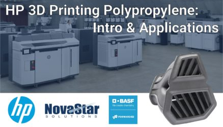 hp 3d printing polypropylene intro and applications