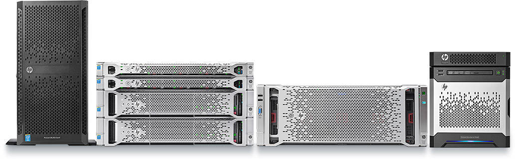 HP Servers, Storage & Networking