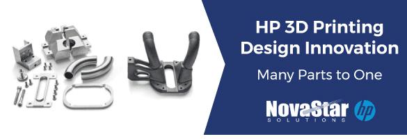 HP 3D Printer Demonstration Center Open House | Novastar