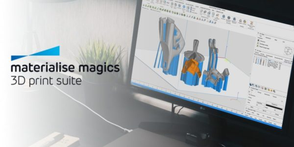 Special Offer and Presentation: Materialise Magics Software