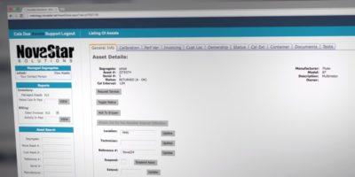 Online Asset Management Portal