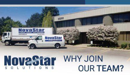 why work at novastar